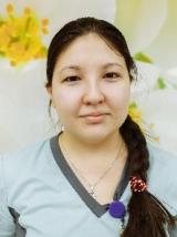 Турсукова Альмира Радиковна